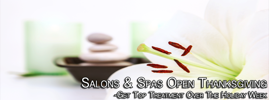 Chicago Salons & Spas Thanksgiving