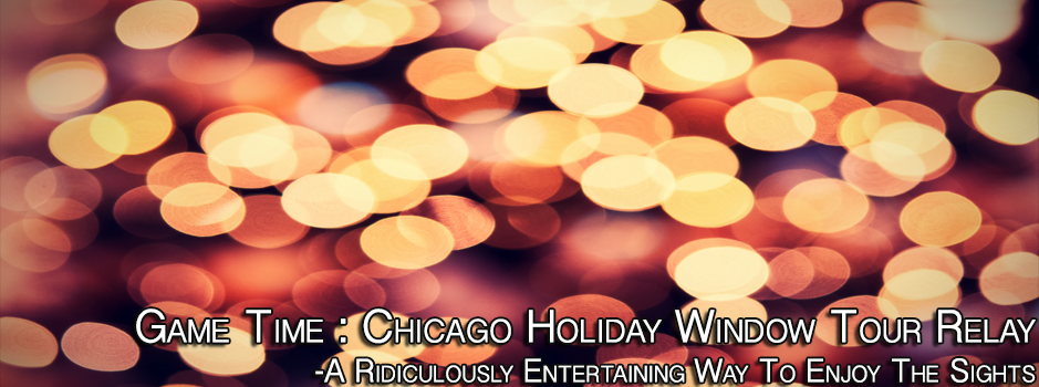 Chicago Holiday Window Tour Relay