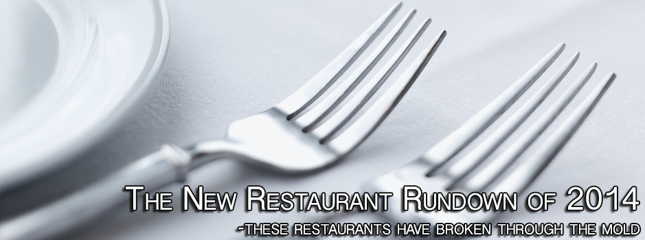 New Restaurant Rundown