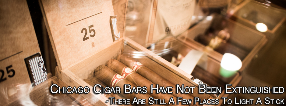 Chicago cigar bars