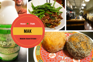 Wicker Park?s MAK Fuses Traditional Chinese and Modern Healthy Eating