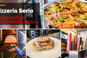 Pizzeria Serio's New Breakfast Pizza Gives You an Excuse to Eat Pizza Three Times a Day