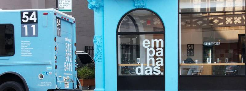 5411 Empanadas is Taking Over Chicago, One Pastry at a Time