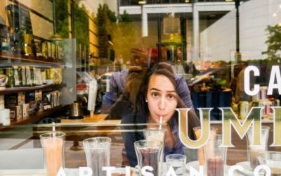 Stay Cool and Caffeinated This Summer at Caffè Umbria