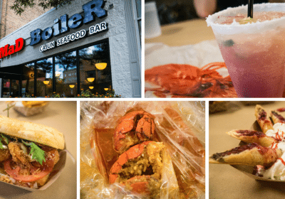 Get Your Hands Dirty With the Seafood Boil at the Mad Boiler