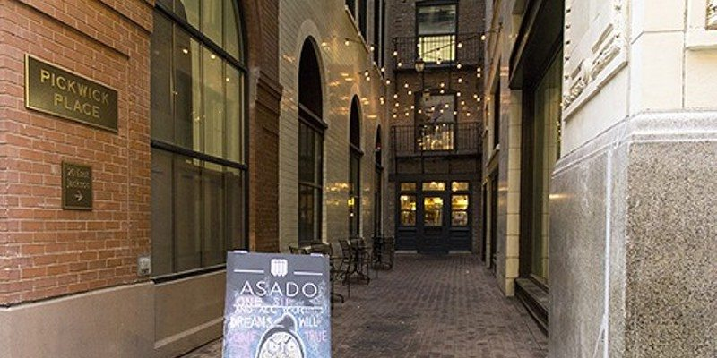 Asado Coffee – A Look Into Pickwick Lane
