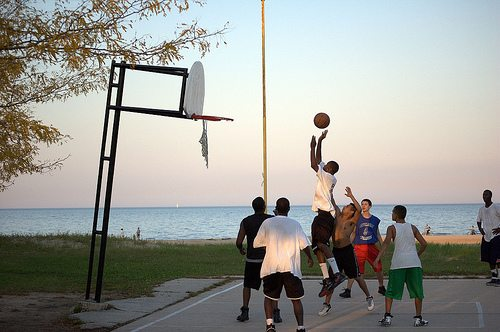 Top 5 Chicago Basketball Courts