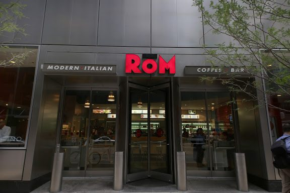 Caffè RoM Adds Italian Coffee Shoppe Flair To Downtown