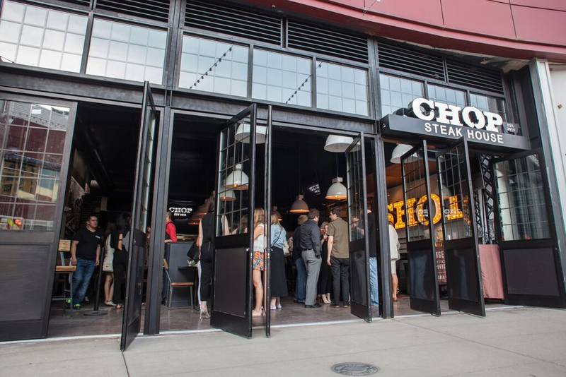 Chop Steakhouse Stakes Claim in the South Loop's Roosevelt Collection