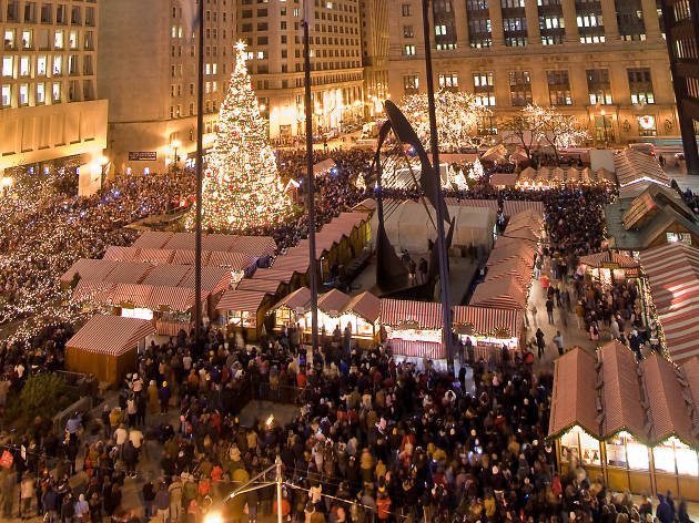get the most out of a chicago christmas season - Chicago Christmas
