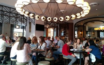 Cochon Volant Adds Full Service Sophistication to the Loop