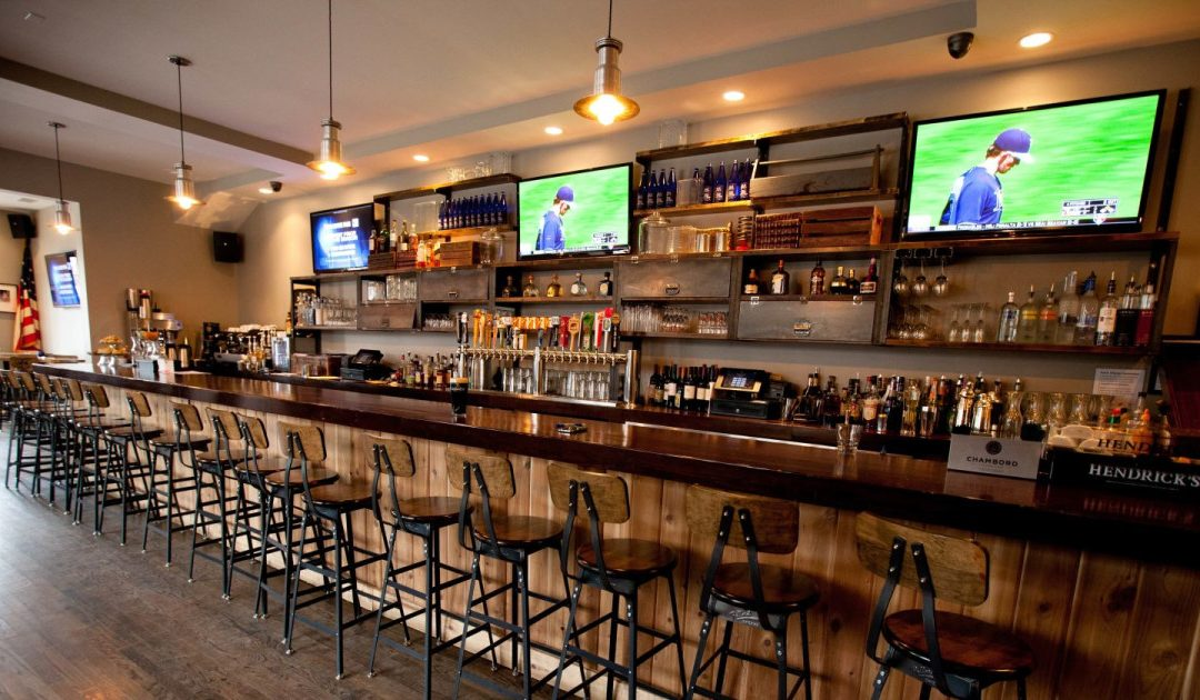 The Commonwealth Tavern Brings Fine Dining to the Sports Bar