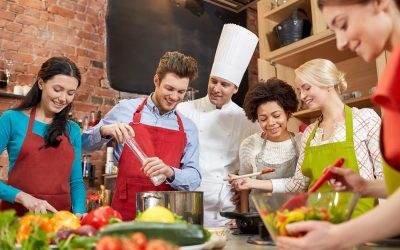 Cooking Classes in Chicago – Be Iron Chef not Chef Boyardee