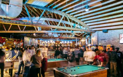 Top 10 Chicago Arcades