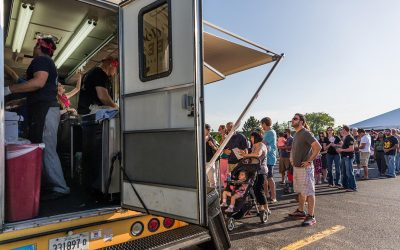 Truckin' Around : Food Truck Extravaganza
