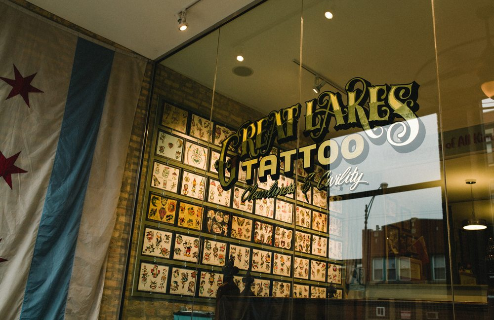 Great Lakes Tattoo – 1st Annual Walk-Up Classic Tattoo Convention
