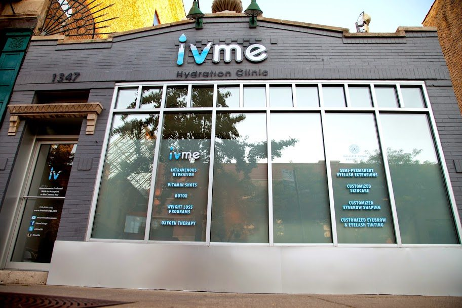 IVme Hydration Clinic Offers Energy & Hangover Cures
