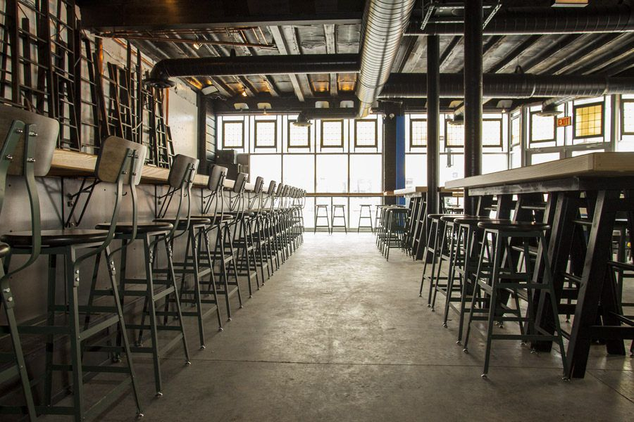 Parts And Labor Is Logan Square S Hippest Burger Joint The Chicago Traveler