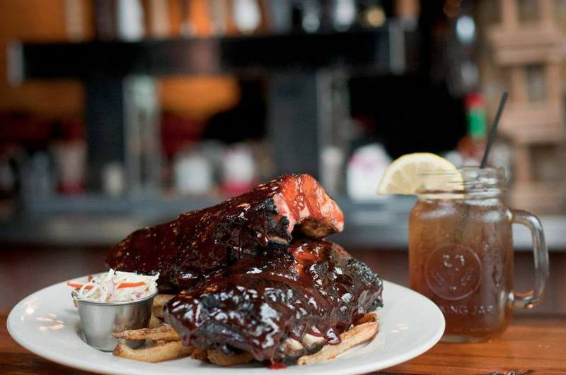Porkchop offers Casual & Hearty Barbecue in Chicago