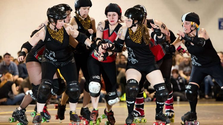 Roller Derby Chicago – The Local Leagues