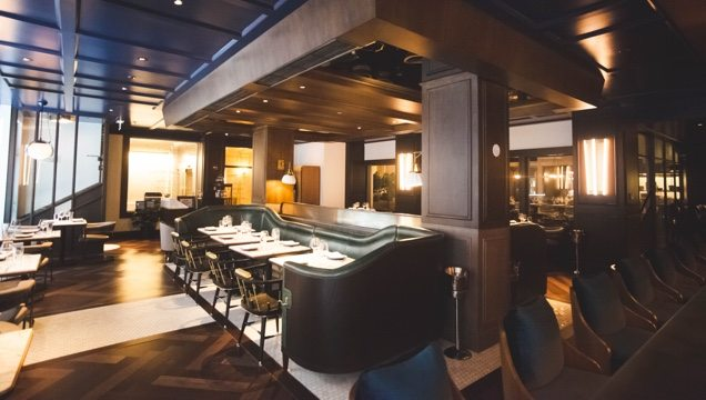 With Steadfast, the Fifty/50 Group Embraces Fine Dining