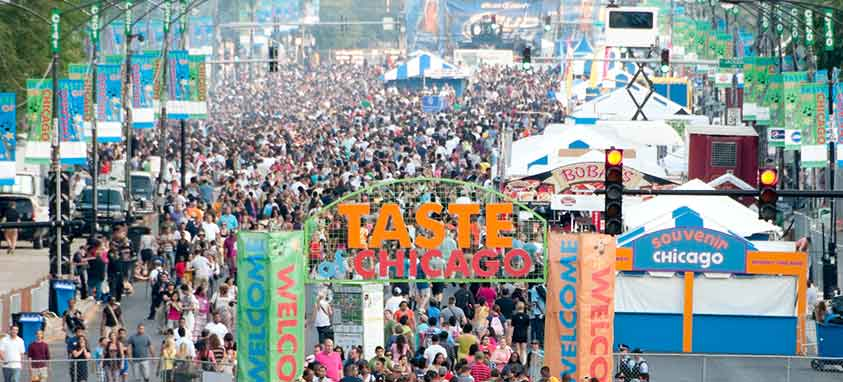 Top 5 Chicago Summer Festivals
